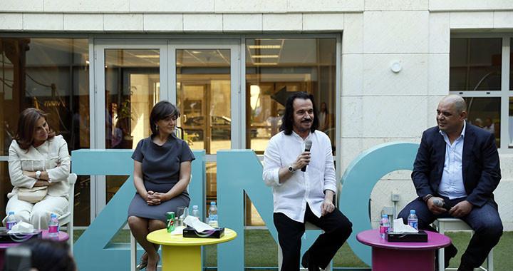 الموسيقار العالمي Yanni يحلّ ضيفاً على منصة زين للإبداع ZINC