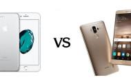 Huawei Mate 9 هاتف لوحي قوي وبطارية تبقى ليومين…. مقارنة مع ipone 7 plus